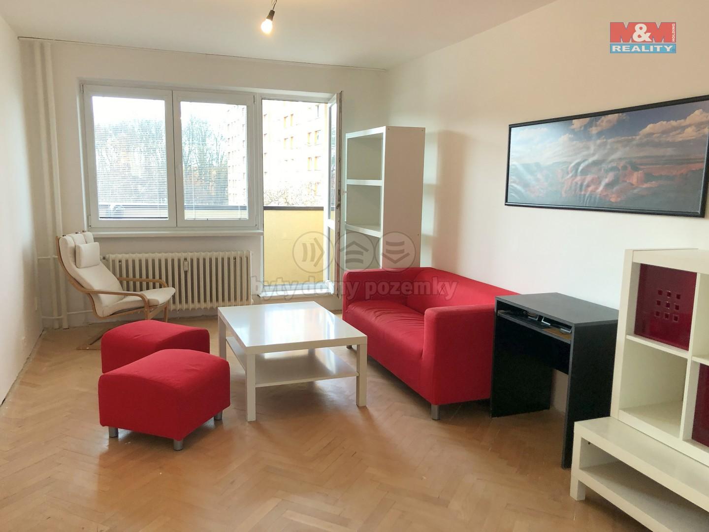 Pronájem, byt 2+1, 58 m², Ostrava, ul. Srbská