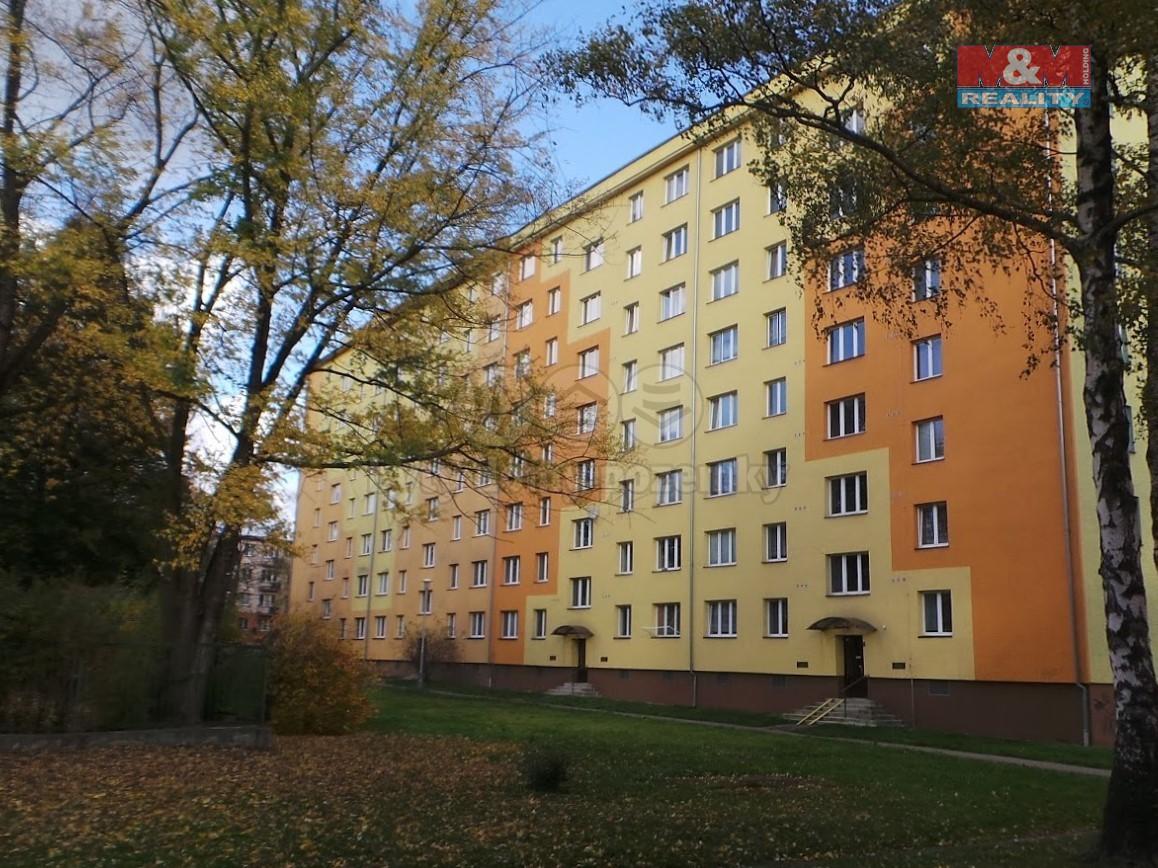 Pronájem, byt 2+1, 52 m², Ostrava, ul. Kyjevská