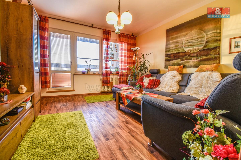 Prodej, byt 3+1, 65 m², Ostrava, ul. Františka Čechury