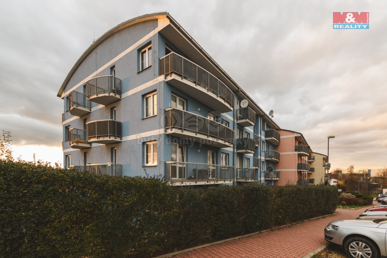 Prodej, byt 2+kk, 53 m², Modletice