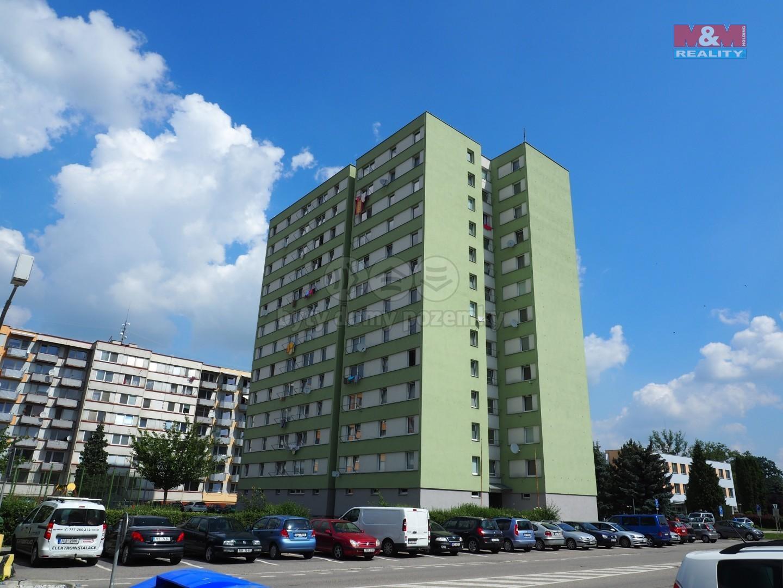 Pronájem, byt 2+kk, 40 m², Strakonice, ul. Na Ohradě