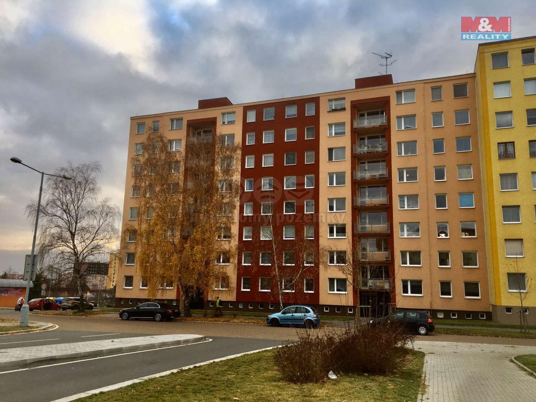Prodej, byt 4+1, 83 m², Plzeň, ul. Gerská