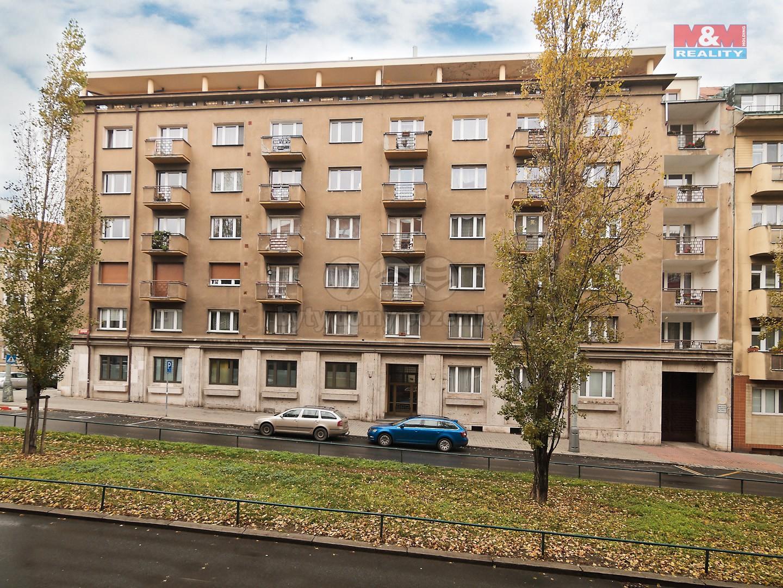 Prodej, byt 2+kk, 60 m², Praha, ul. Zelená (Prodej, byt 2+kk, 61 m², Praha, ul. Zelená, Dejvice), foto 1/20