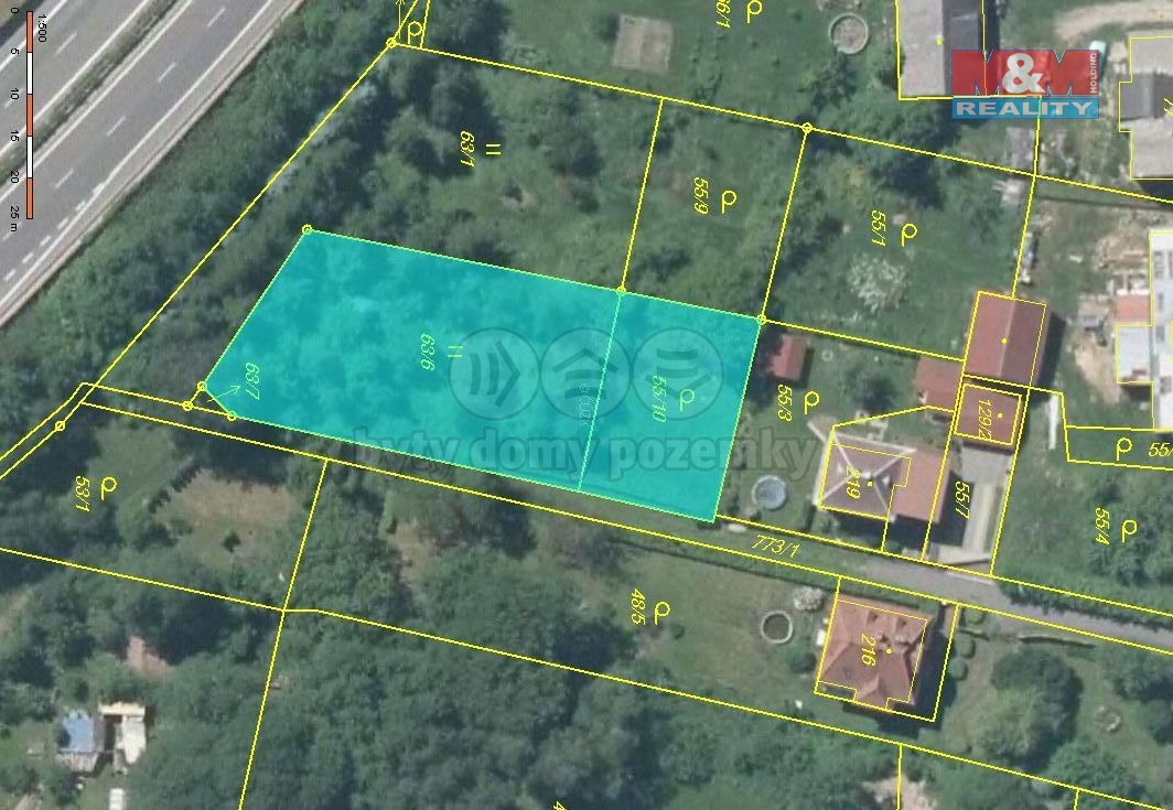 Prodej, pozemek k bydlení, Chrastava