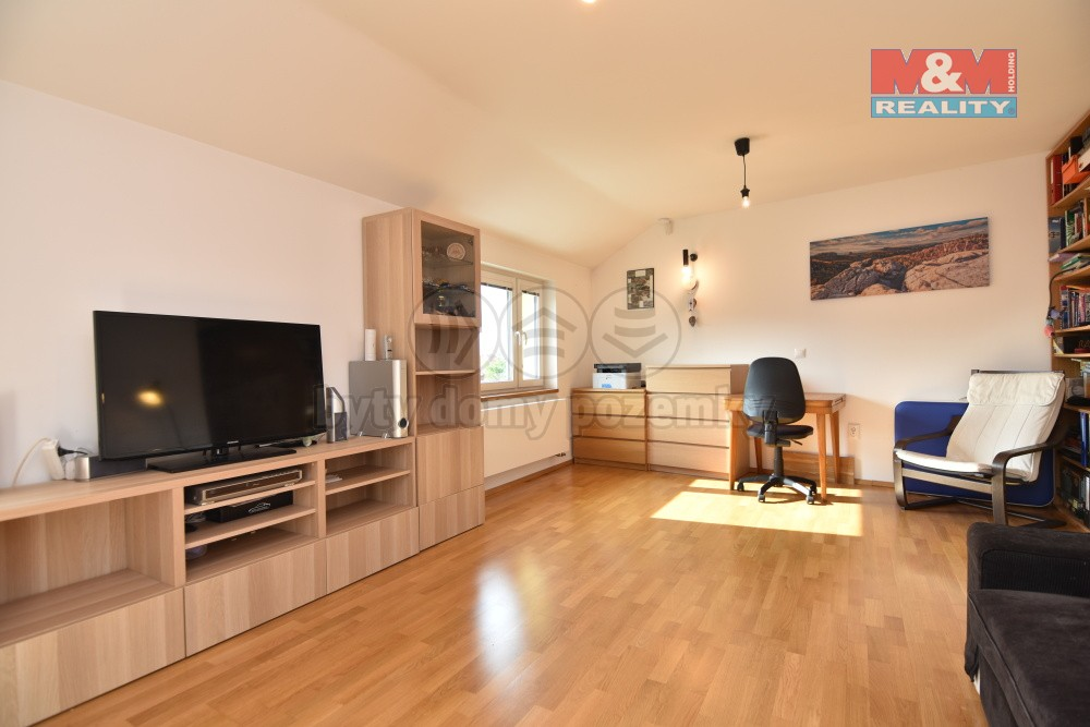 Prodej, byt 4+1, 105 m2, Praha 8 - Libeň