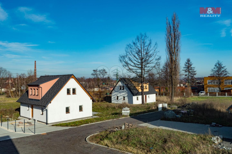 Prodej, rodinný dům, 120 m², Petřvald