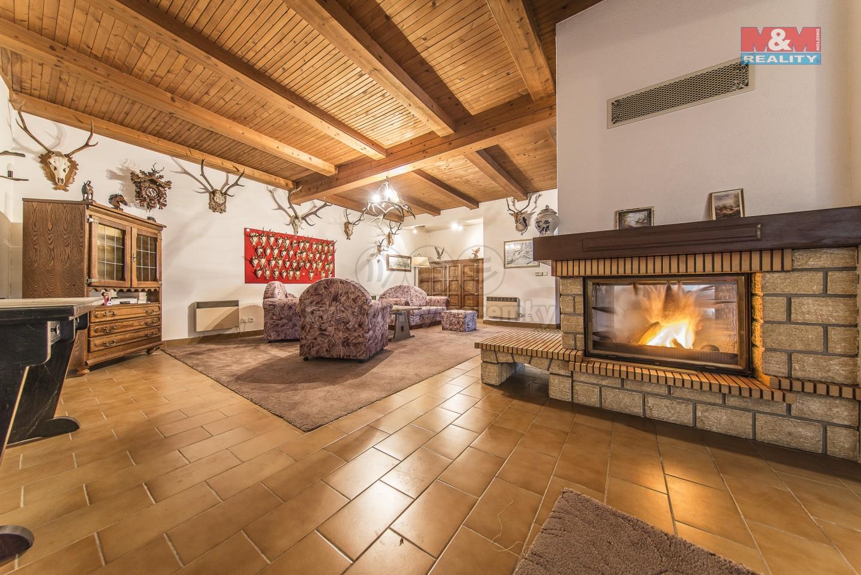 Prodej, rodinný dům, 335 m², Dobříš, ul. Čs. armády
