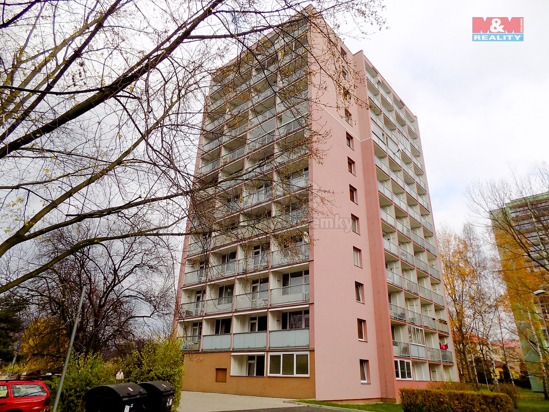 Prodej, byt 3+1, 71 m², Děčín, ul. Příčná