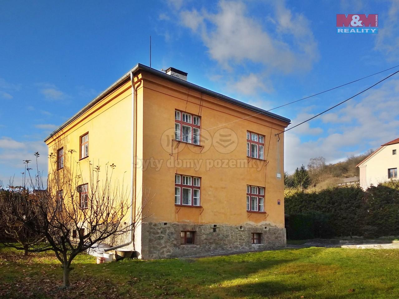 Prodej, rodinný dům, Povrly, ul. Hutnická