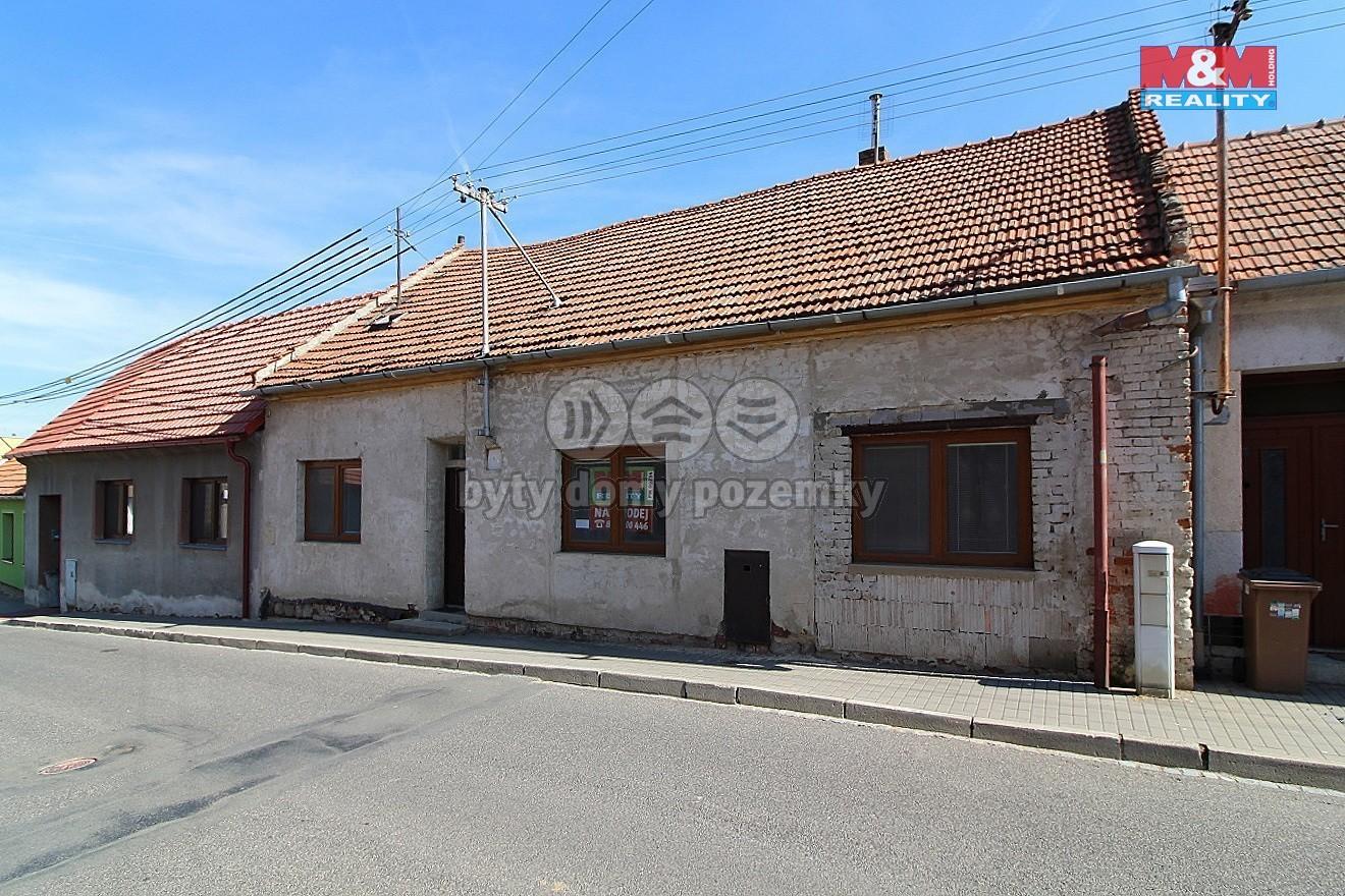 Prodej, rodinný dům, 80 m², Koryčany, ul. Nádražní