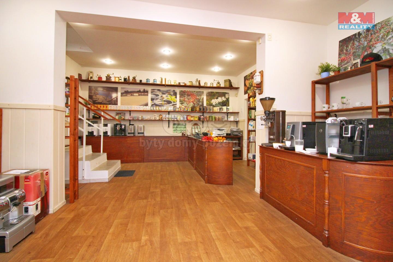 Prodej, obchodní prostory, 134 m2, Praha 3, ul. Lucemburská