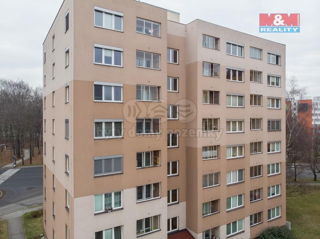 Prodej, byt 1+kk, 27 m2, Ostrava - Hrabůvka, ul. Plzeňská