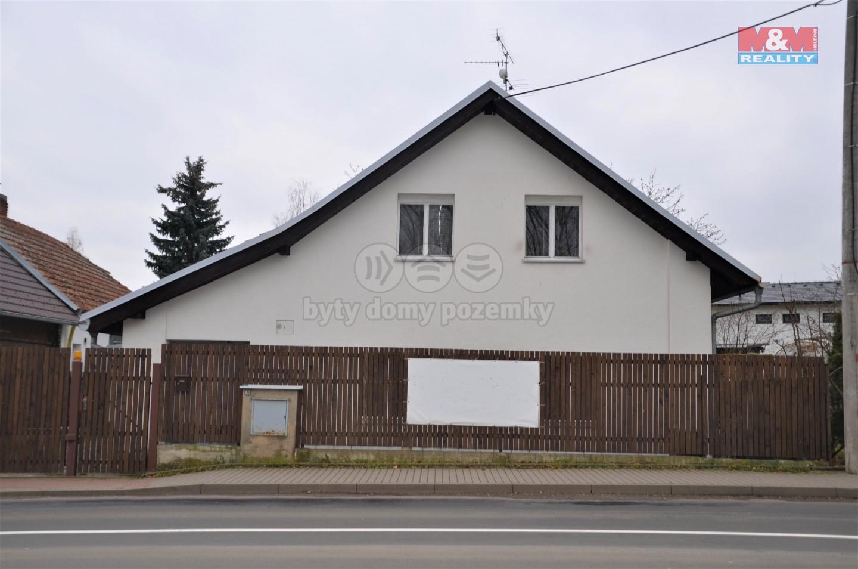 Prodej, rodinný dům, Nechanice