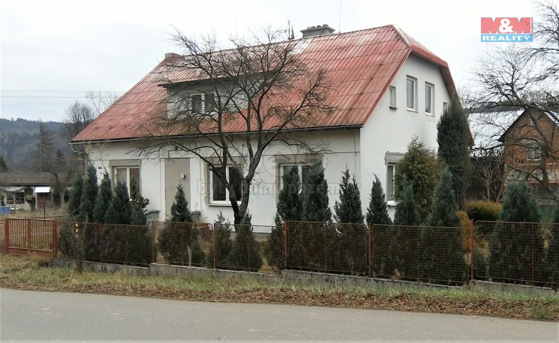 Prodej, rodinný dům, Lhota u Vsetína