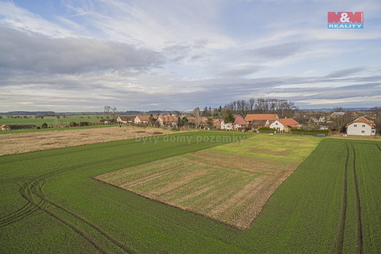 Prodej, pozemek k bydlení, 1500 m2, Dašice