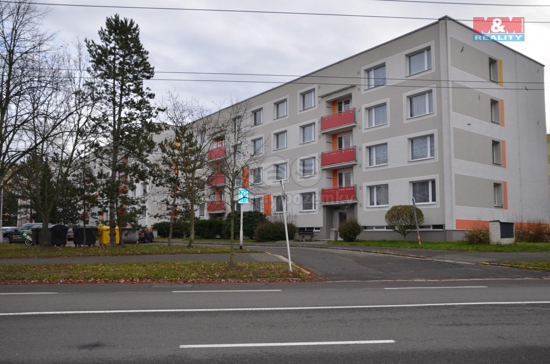 Prodej, byt 3+1, Hradec Králové, ul. Milady Horákové