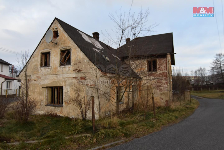 Prodej, rodinný dům, 318 m², Raspenava, ul. U stadionu 184