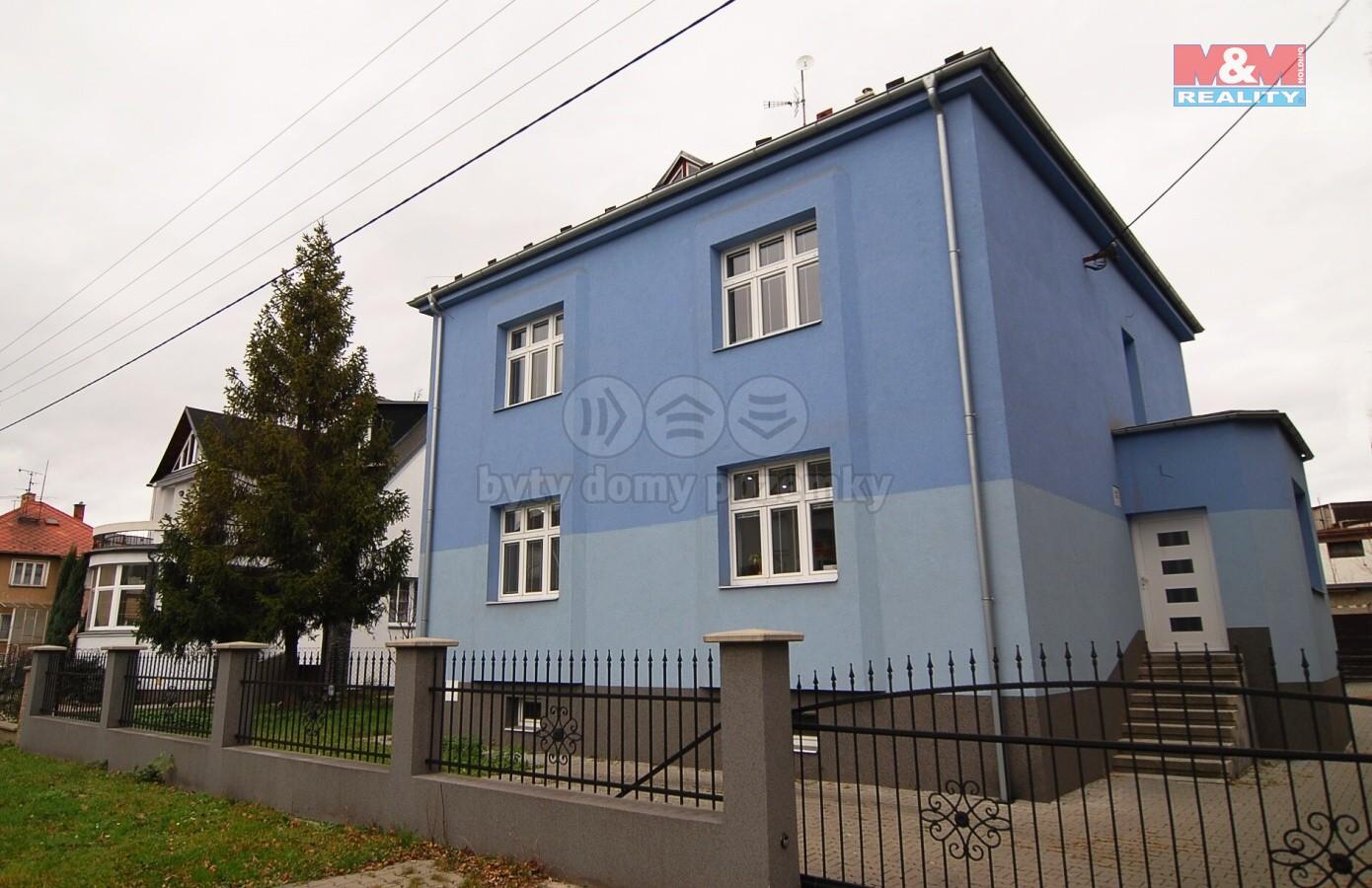 Prodej, rodinný dům, Ostrava, ul. Vrázova