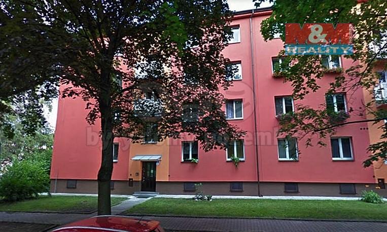 Pronájem, byt 1+1, 37 m², Ostrava, ul. Krasnoarmejců