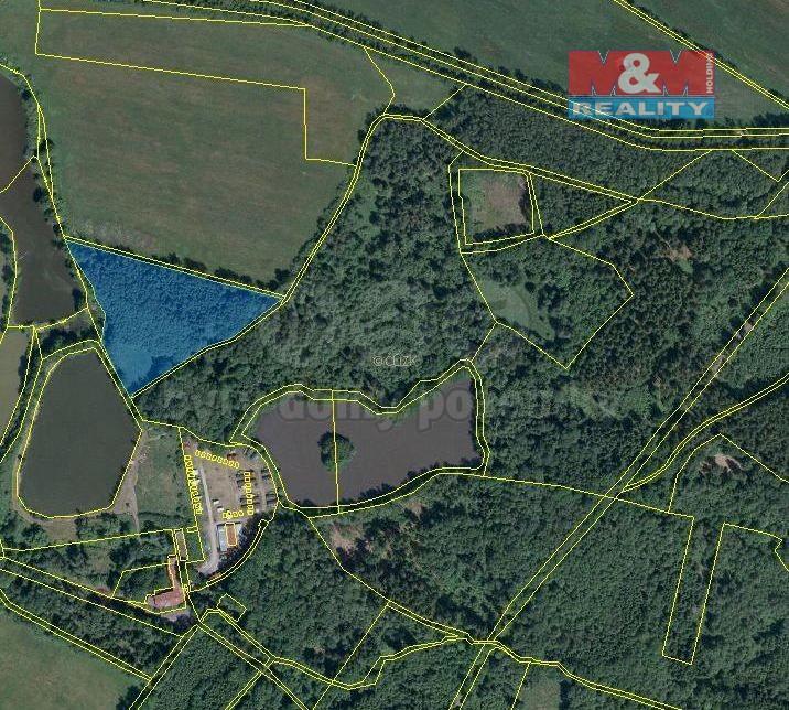 Prodej, trvalý travní porost, 13846 m2, Františkovy Lázně
