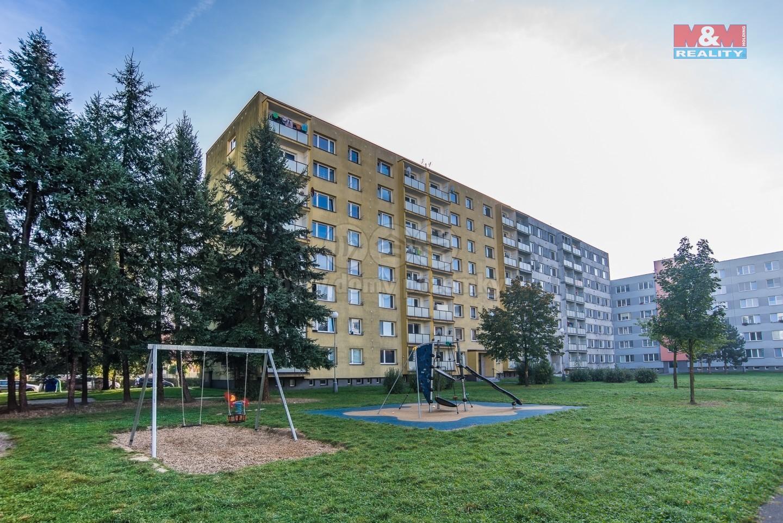 Pronájem, byt 1+1, 39 m2, Karviná, ul. Jaroslava Vrchlického