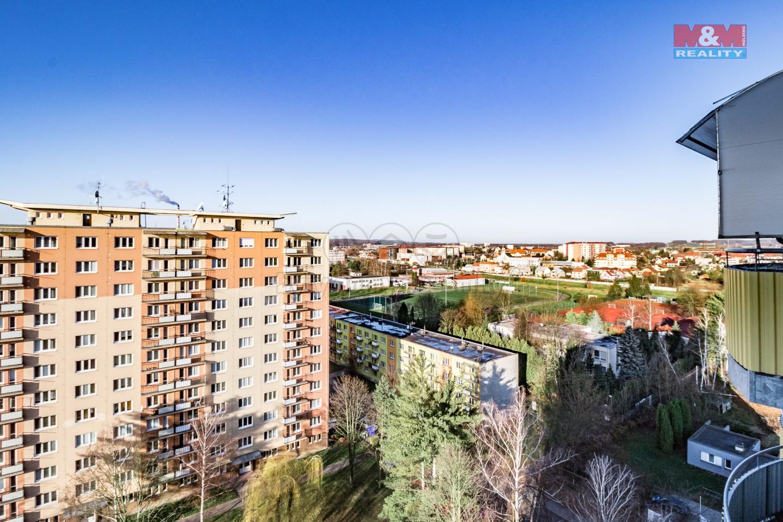 Prodej, byt 2+1, 54 m², Otrokovice, ul. Hlavní