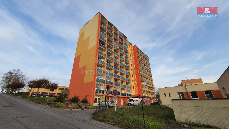 Pronájem, byt 1+1, Liberec, ul. Nad Školou