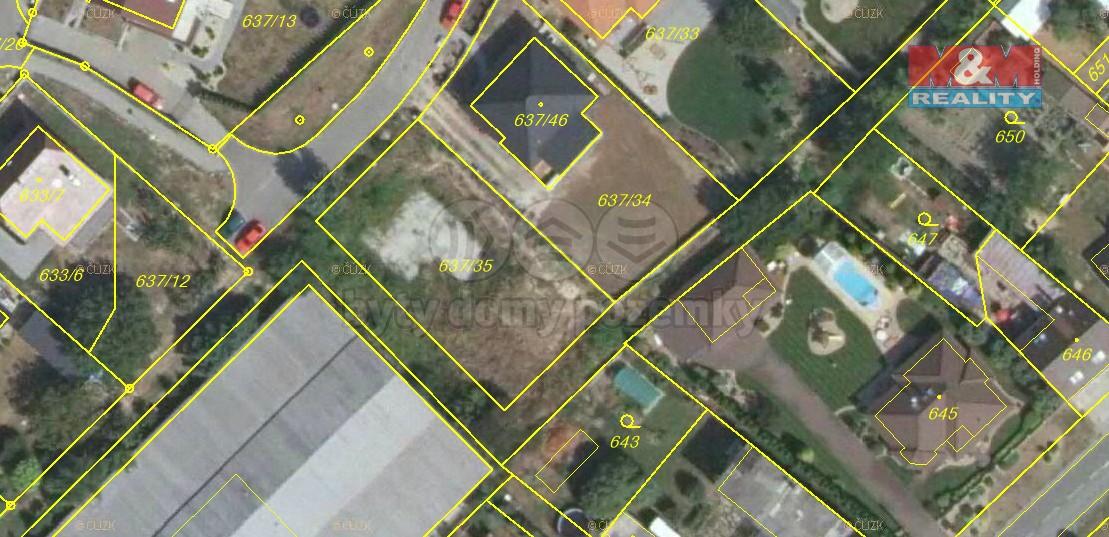 Prodej, pozemek k bydlení, Ždánice