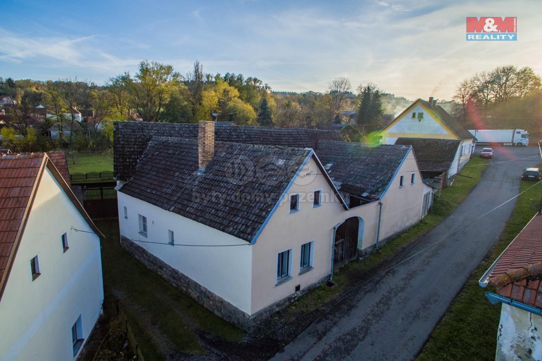 Prodej, chalupa, 270 m², Čestice, Nuzín