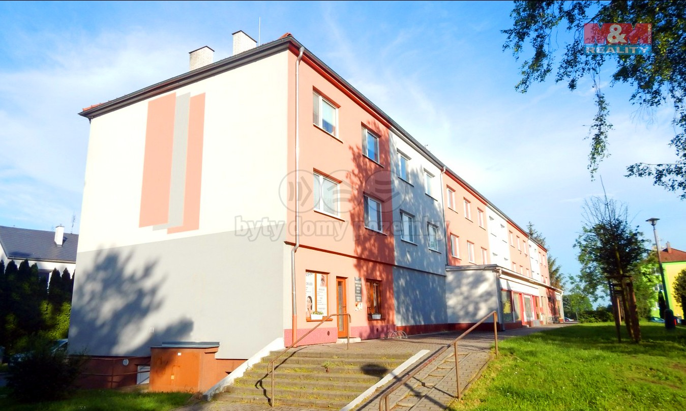 Prodej, byt 2+1, Lutín, ul. Růžová