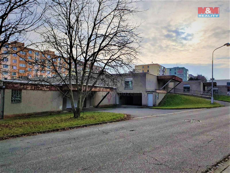 Prodej, garáž, 15 m2, Olomouc, ul. Heyrovského