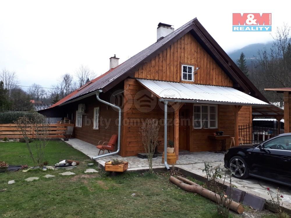 Prodej, rodinný dům, Ostravice