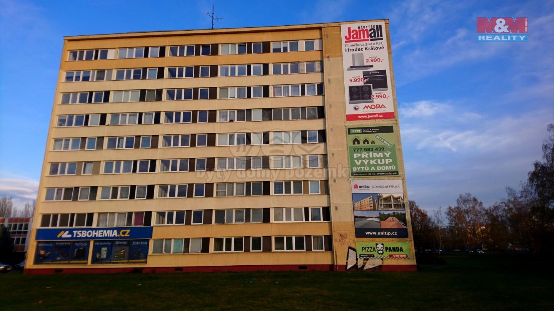 Prodej, byt 2+1, Hradec Králové, ul. Akademika Heyrovského