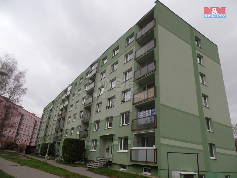 Prodej, byt 2+1, 61 m², Děčín, ul. Školní
