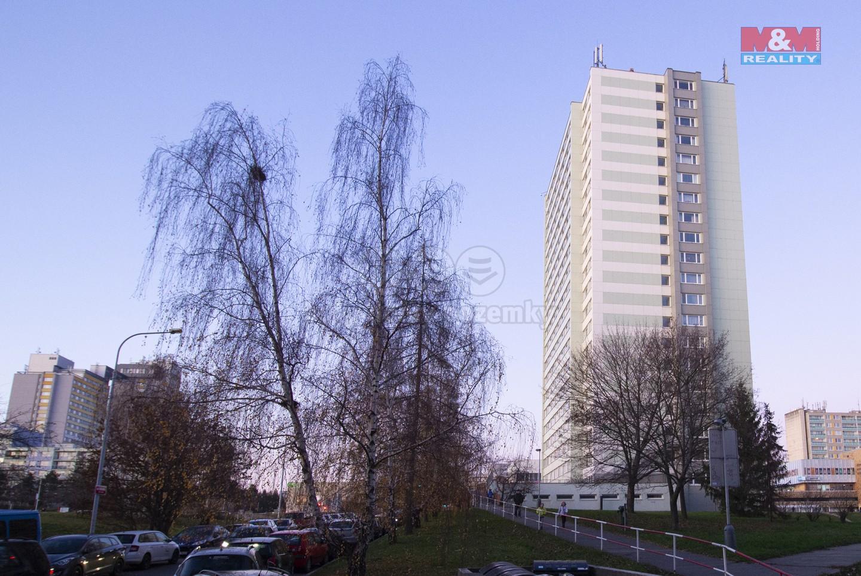 Prodej, byt 1+kk, Praha, ul. Bajkonurská