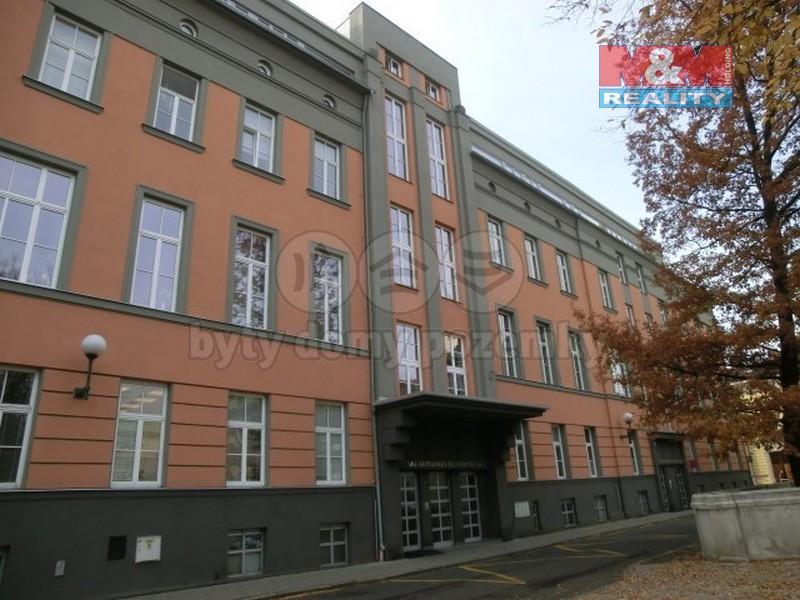 Pronájem, byt 1+kk, 33 m², Opava, ul. Popská