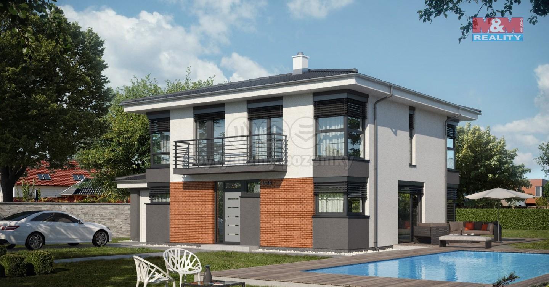 (Prodej, pozemek k bydlení, 926 m2, Veleň, rozestav. RD), foto 1/4