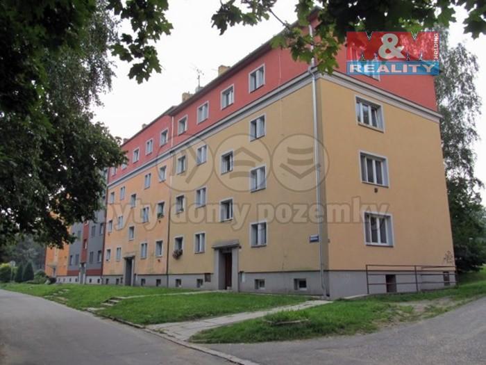 Pronájem, byt 2+1, 55 m², Ostrava, ul. Gerasimovova