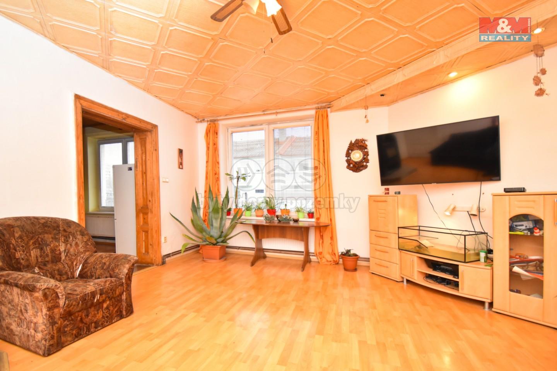 Prodej, rodinný dům 5+1, Kostelec nad Orlicí, ul. Rybářská