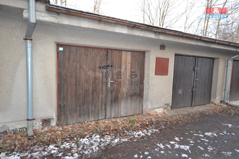 Prodej, garáž, 24 m2, Jablonec nad Nisou