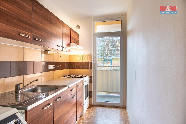 Prodej, byt 2+1, 56 m2, Volyně, ul. Družstevní