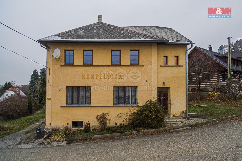 Prodej, rodinný dům, 402 m², Vyskeř