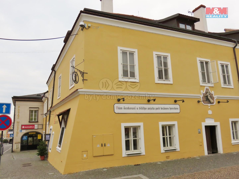 Pronájem, byt 2+kk, 46 m2, Kolín, ul. Kutnohorská
