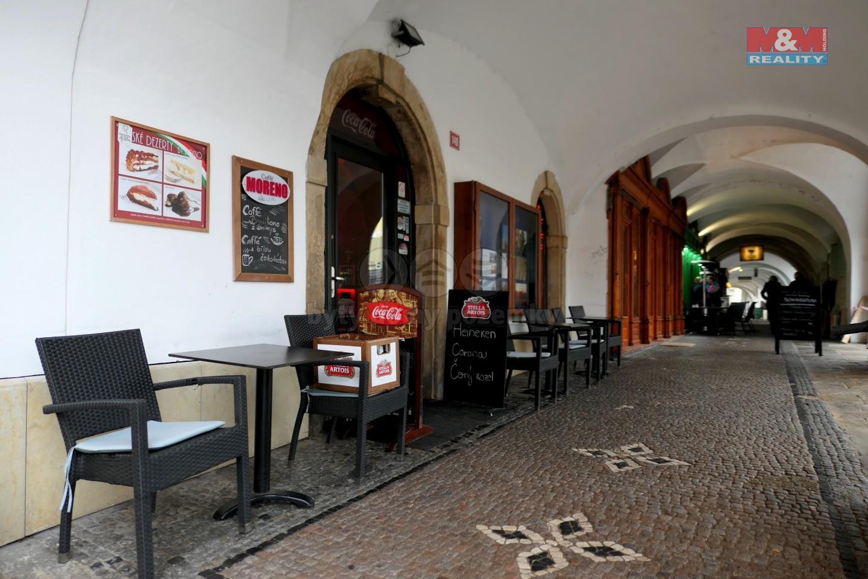 Prodej, kavárna, Hradec Králové, ul. Velké náměstí