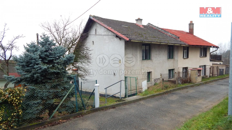 Prodej, rodinný dům, Droždín