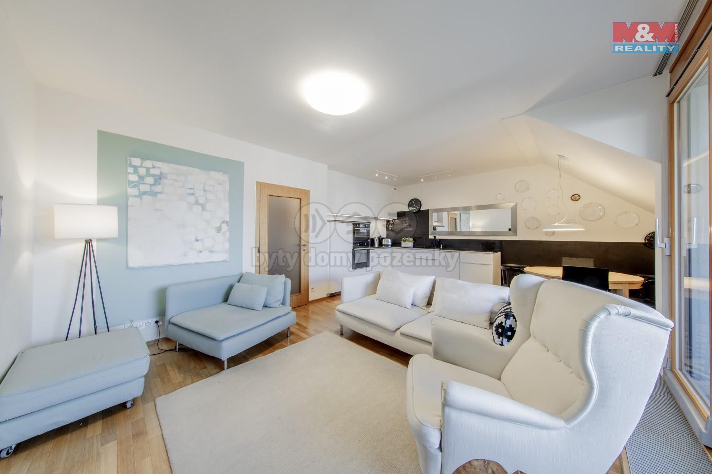 Prodej, byt 4+kk, 126 m², Praha 9, ul. U proseckého kostela