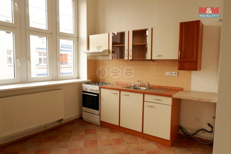 Pronájem, byt 2+kk, Ostrava - Vítkovice, ul. Jeremenkova