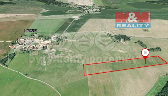 Prodej, pole, 35 412 m2, Mezholezy