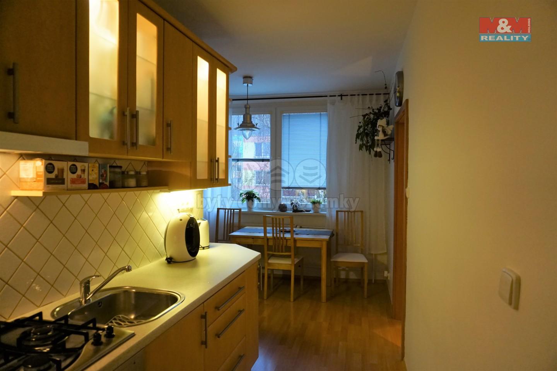 Prodej, byt 2+1, 67 m2, Tišnov, ul. Osvobození