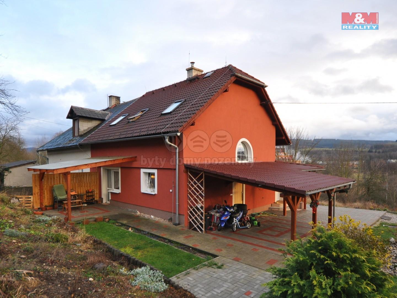Prodej, rodinný dům, 3+kk, 860 m2, Citice - Hlavno
